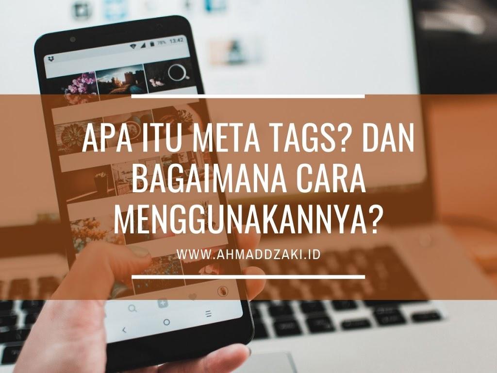 Apa itu Meta Tags? Dan Bagaimana Menggunakannya untuk SEO?