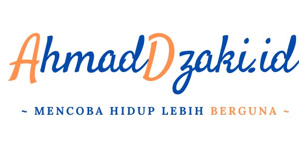 Ahmaddzaki